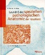 9783432809052: Grundriß der speziellen pathologischen Anatomie der Haustiere.