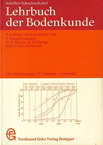 9783432847795: Lehrbuch der Bodenkunde.