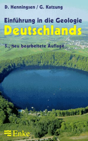 9783432885155: Einführung in die Geologie Deutschlands