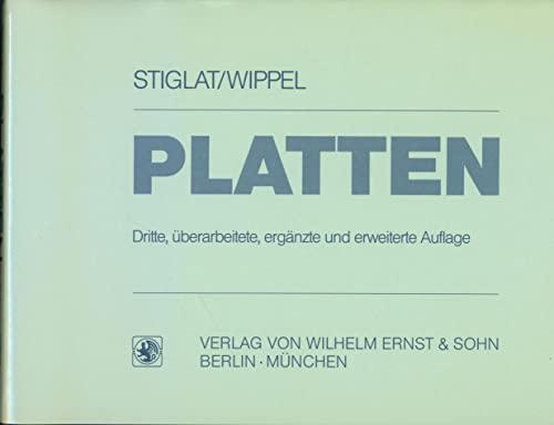 9783433008690: Platten