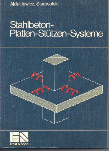 9783433009710: Stahlbeton-Platten-Stützen-Systeme.