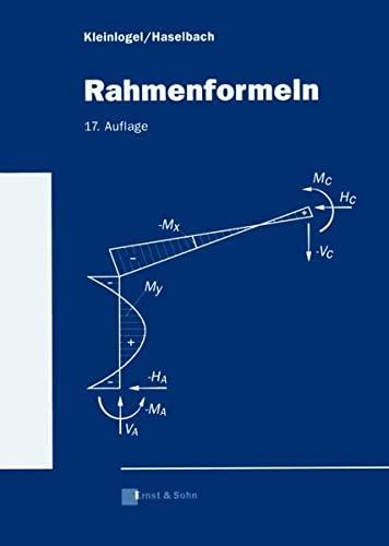 9783433012710: Rahmenformeln, 17. Auflage