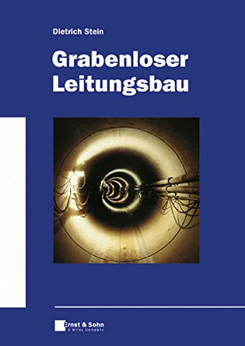 9783433017784: Grabenloser Leitungsbau (German Edition)