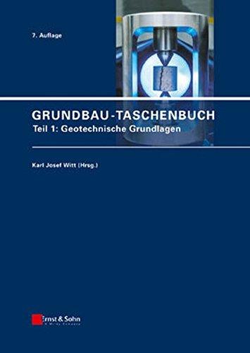 9783433018477: Grundbau-Taschenbuch: Teile 1-3 (German Edition)
