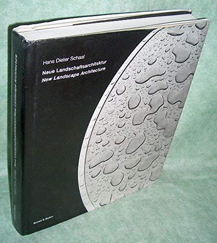 9783433023754: Neue Landschaftsarchitektur / New Landscape Architecture (English and German Edition)