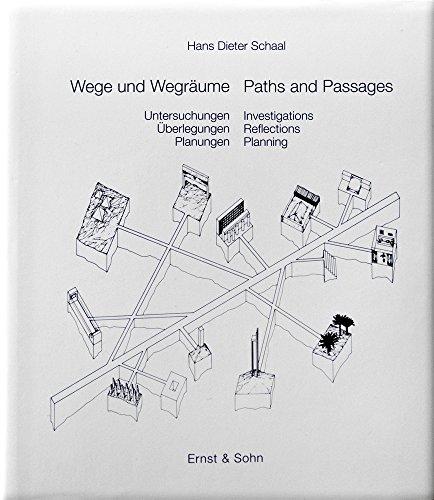 9783433024065: Wege Und Wegraeume / Paths and Passages