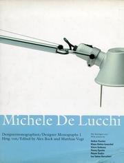 Michele De Lucchi (Designer Monographs) (English and German Edition)