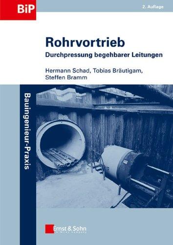 Rohrvortrieb: Hermann Schad