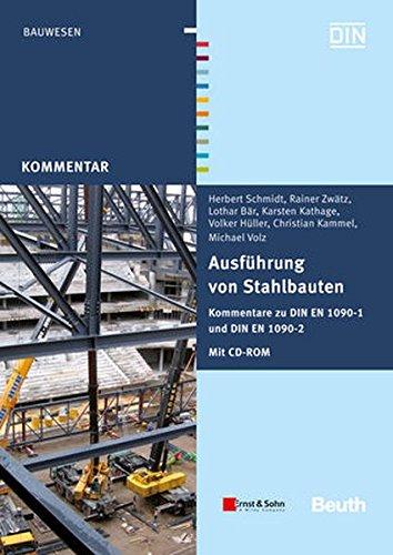 Ausführung von Stahlbauten: Lothar Bär