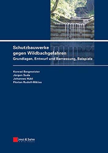 Schutzbauwerke gegen Wildbachgefahren: Konrad Bergmeister (author),