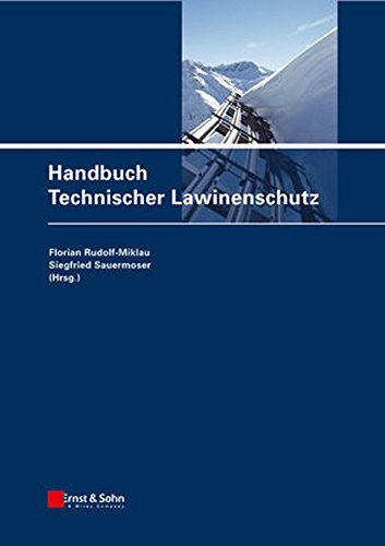 Technischer Lawinenschutz: Florian Rudolf-Miklau