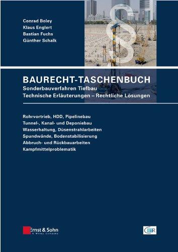 Baurecht-Taschenbuch: Conrad Boley
