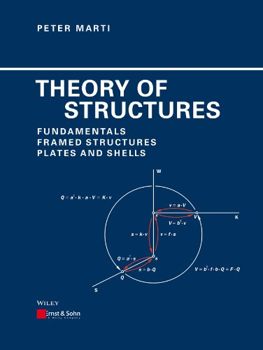 9783433029916: Theory of Structures: Fundamentals, Framed Structures, Plates and Shells