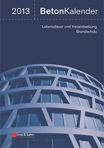 Beton-Kalender 2013, 2 Bde.: Konrad Bergmeister