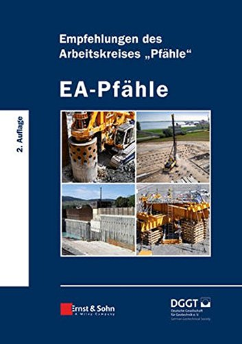 9783433030059: EA-Pfahle (English and German Edition)