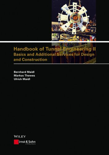 9783433030493: Handbook of Tunnel Engineering II: Basics and Additional Services for Design and Construction