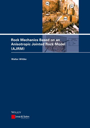 9783433030790: Rock Mechanics Based on an Anisotropic Jointed Rock Model (AJRM)