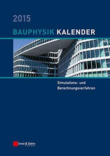 Bauphysik-Kalender 2015: Nabil A. Fouad