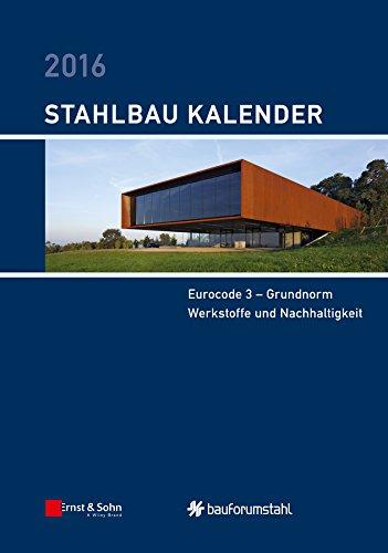 Stahlbau-Kalender 2016: Ulrike Kuhlmann