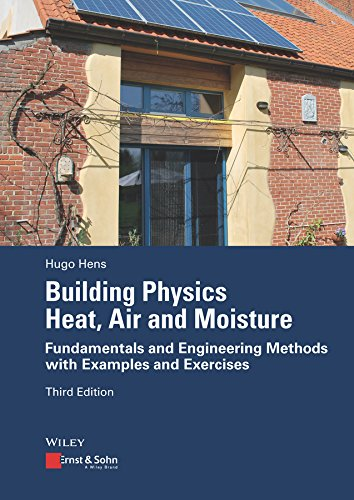 9783433031971: Building Physics - Heat, Air and Moisture: Fundamentals and Engineering Methods with Examples and Exercises