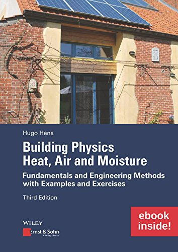 9783433031995: Building Physics: Heat, Air and Moisture, includes eBook: Fundamentals and Engineering Methods with Examples and Exercises (Building Physics and Applied Building Physics)