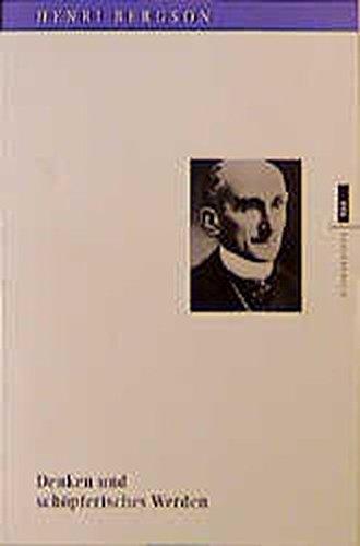 9783434460503: EVA Taschenbücher, Bd.50, Denken und schöpferisches Werden
