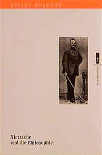 9783434460701: Nietzsche und die Philosophie