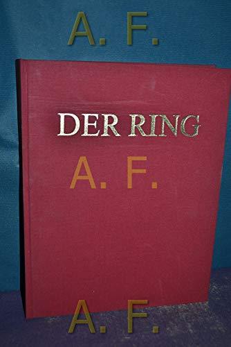 9783434500056: Der Ring. Bayreuth 1988-1992. Inszeniert von Harry Kupfer