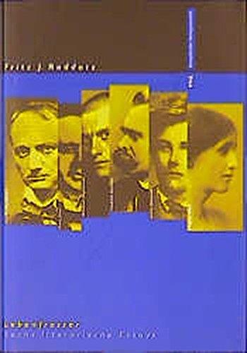 Lebensfresser. Sechs literarische Essays: J. Raddatz, Fritz: