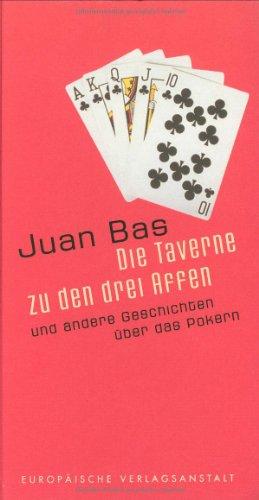 9783434505099: Die Taverne zu den drei Affen und andere Geschichten über das Pokern