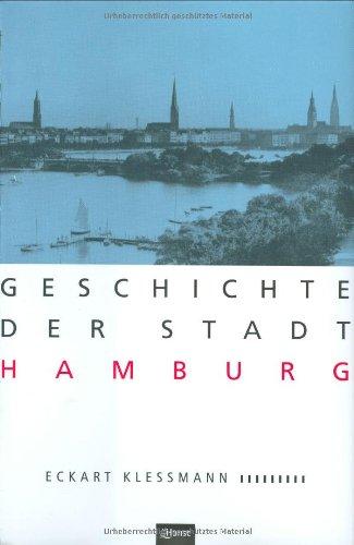 9783434525967: Geschichte der Stadt Hamburg.