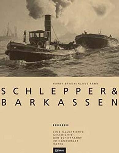 9783434525981: Schlepper und Barkassen