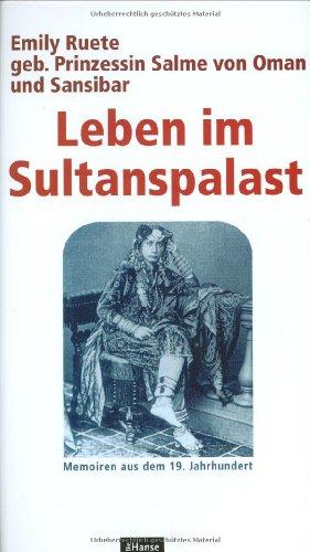 9783434526193: Leben im Sultanspalast: Memoiren aus dem 19. Jahrhundert