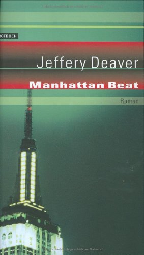 9783434531135: Manhattan Beat.