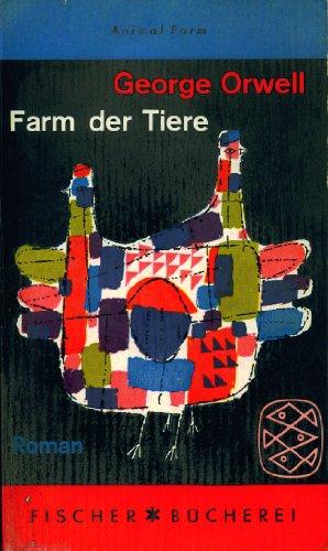 9783436002275: Farm der Tiere (Animal Farm)