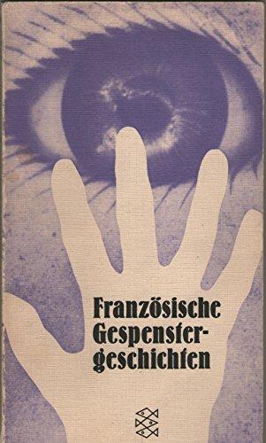 9783436005924: Franzoesische Gespenstergeschichten