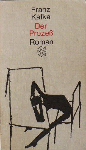 9783436006686: Der Prozess (Prozeb) Roman