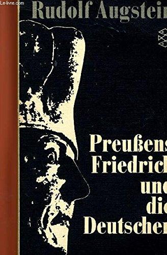 9783436014117: Preussens Friedrich und die Deutschen