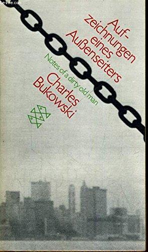 Aufzeichnungen eines Außenseiters: Bukowski, Charles