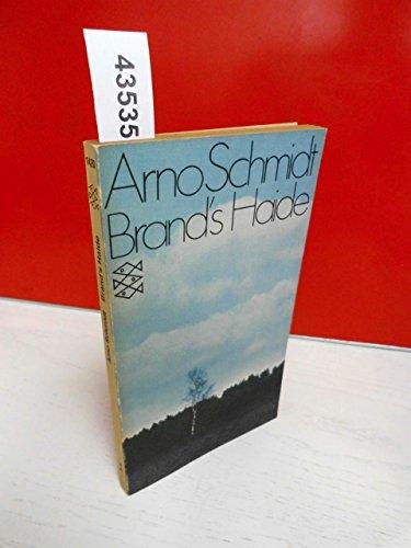 9783436018139: Brand's Haide (German Edition)
