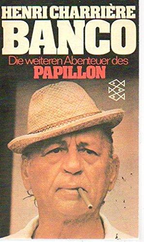 9783436021177: Banco Die Weiteren Abenteuer Des Papillon