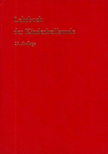 Lehrbuch der Kinderheilkunde.