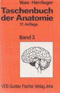 9783437002199: Taschenbuch der Anatomie Band 3
