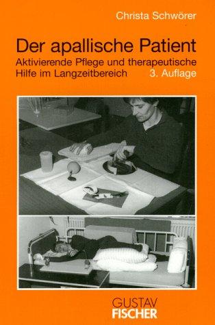 9783437008535: Der apallische Patient.