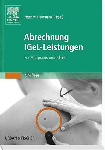 Abrechnung IGeL-Leistungen 2016: Peter M. Hermanns