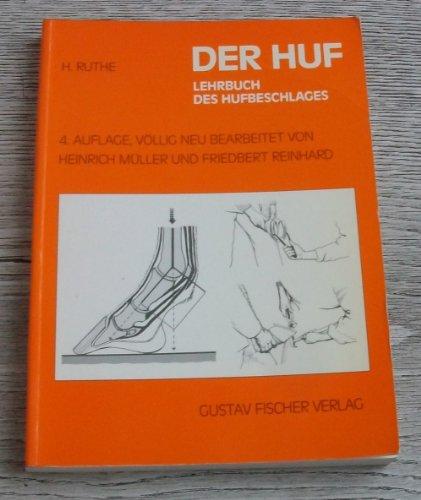 9783437203930: Der Huf. Lehrbuch des Hufbeschlages