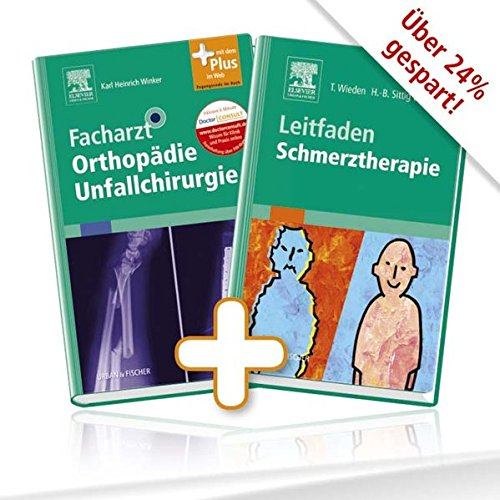 Orthopädie / Schmerztherapie Paket: Karl Heinrich Winker