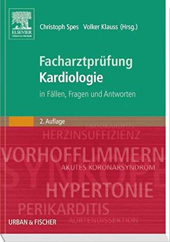 Facharztprüfung Kardiologie: Christoph Spes