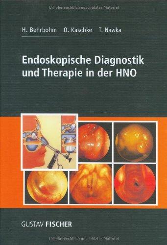 9783437212307: Endoskopische Diagnostik und Therapie in der HNO