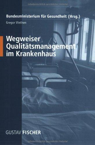 9783437213502: Qualit�tsmanagement im Krankenhaus.